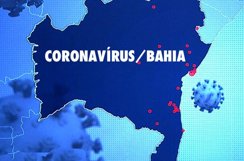Bahia registra 1.417 novos casos de Covid-19 e mais 36 óbitos pela doença.