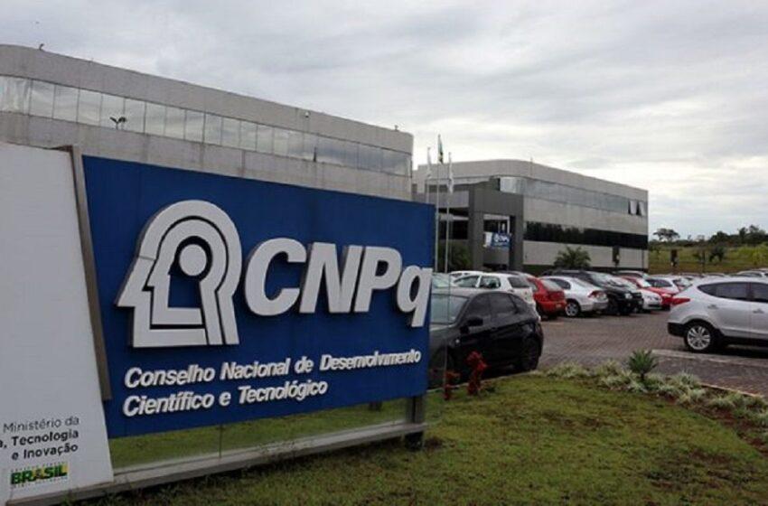 """""""Backup das informações está garantido"""", diz CNPq depois de falha no Lattes."""