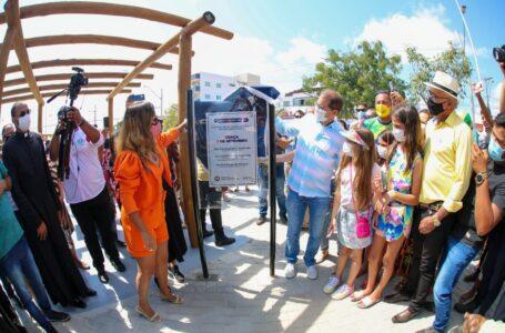 Reinauguração da Praça Sete de Setembro celebra marco do Esporte e Lazer do município